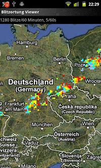 Lightning Maps Org Real Time Apps for Smartphones and Tablets :: LightningMaps.org