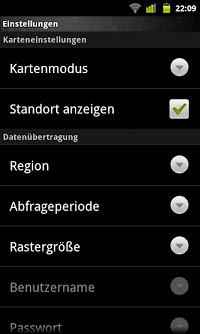 Apps for Smartphones and Tablets :: LightningMaps org
